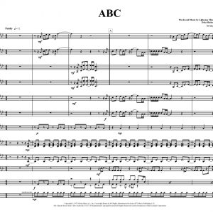 ABC- Percussion Ensemble