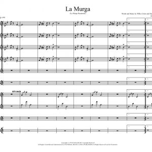 La Murga de Panama- Low Brass Ensemble