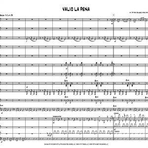 Valio La Pena (Jazz Band)